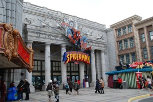 Amazing Adventures of Spiderman 3D Experience