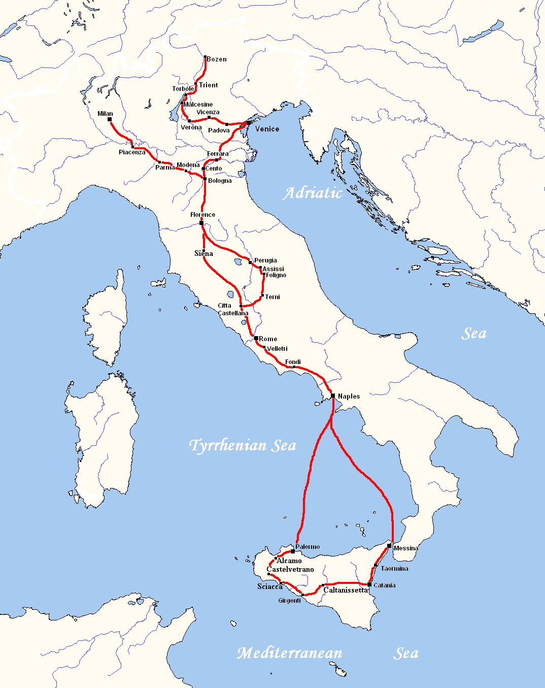 File Goethe S Italian Journey