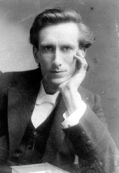 English: Oswald Chambers (1874-1917)