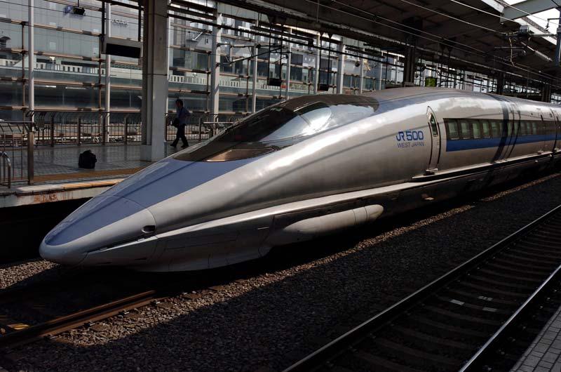 Tren Bala - Shinkansen