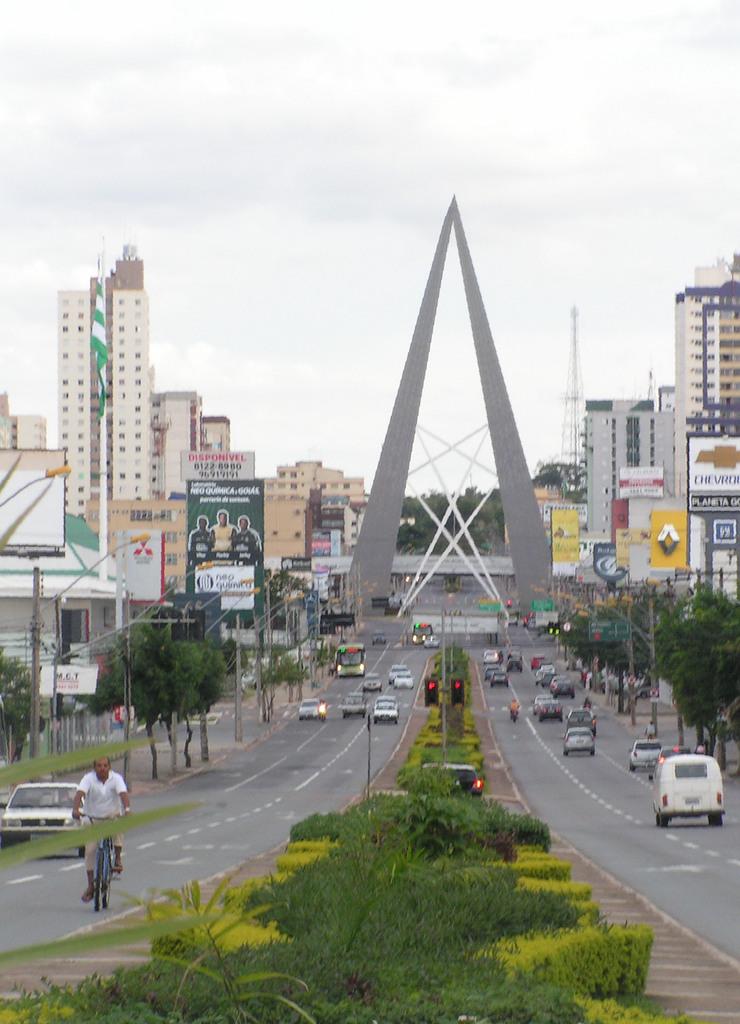 Goiânia é só um microcosmo da desigualdade no Brasil.