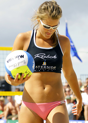 Weymouth Beach Volleyball Classic 2007