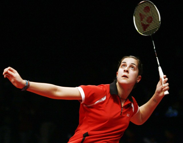 Carolina beat Sindhu in second round