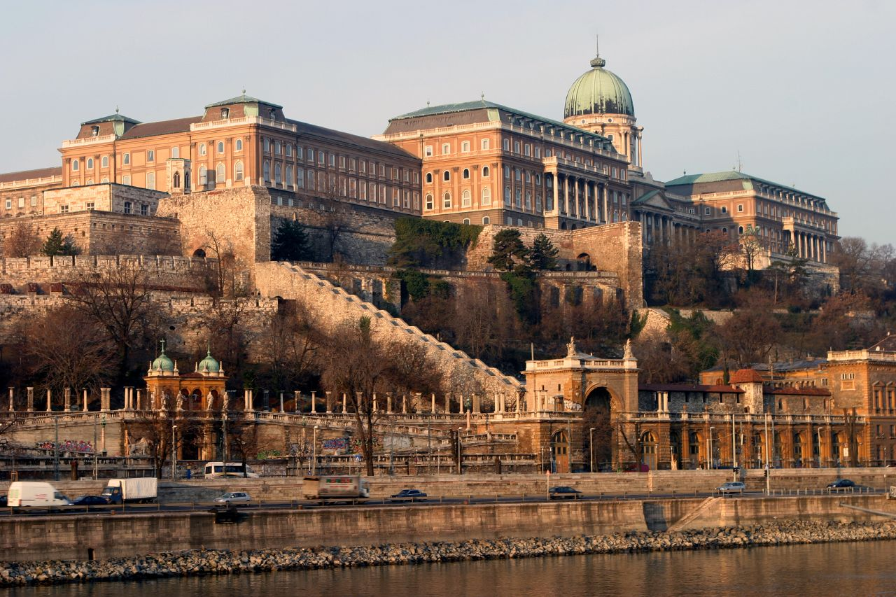 Budapest Castle