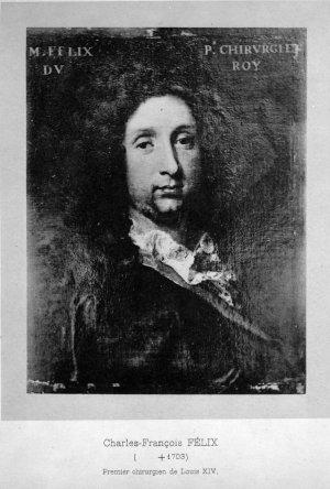 Portrait de Charles-François Félix