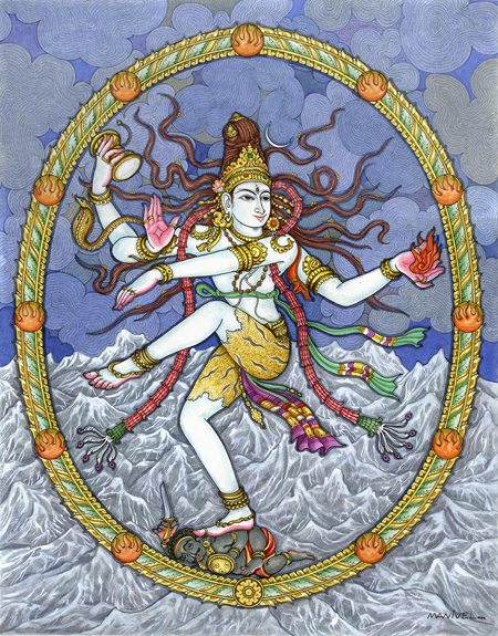 dansende Shiva