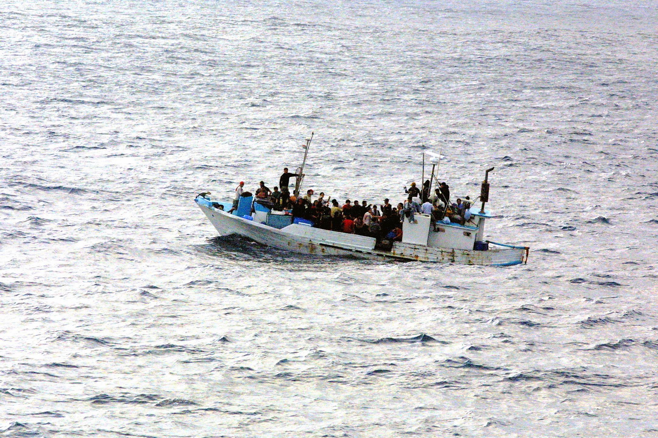 Ecuadorian refugees near Guatemala. Wikipedia.