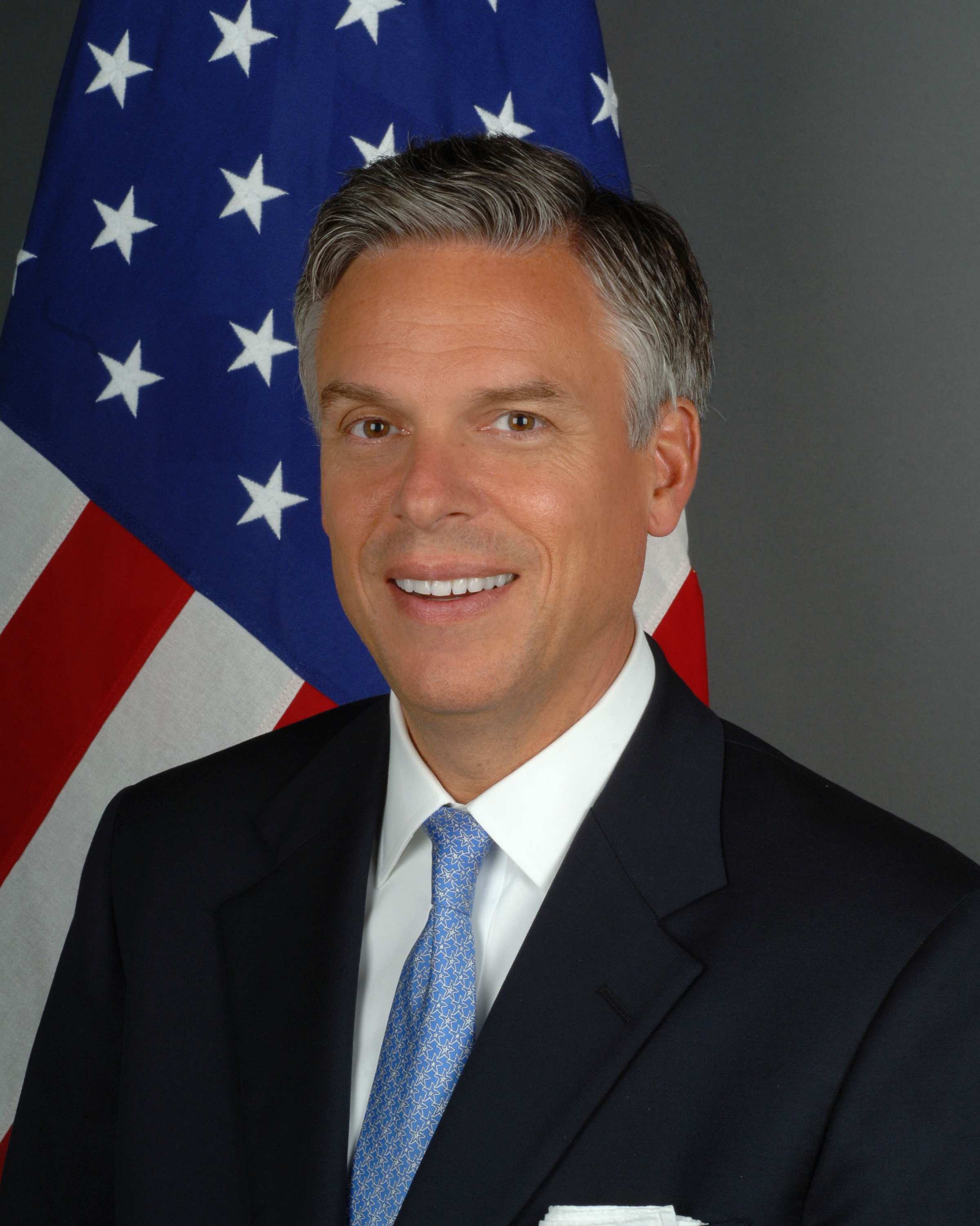 Official photo of United States Ambassador to ...