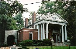 English: Candler Mansion in Inman Park