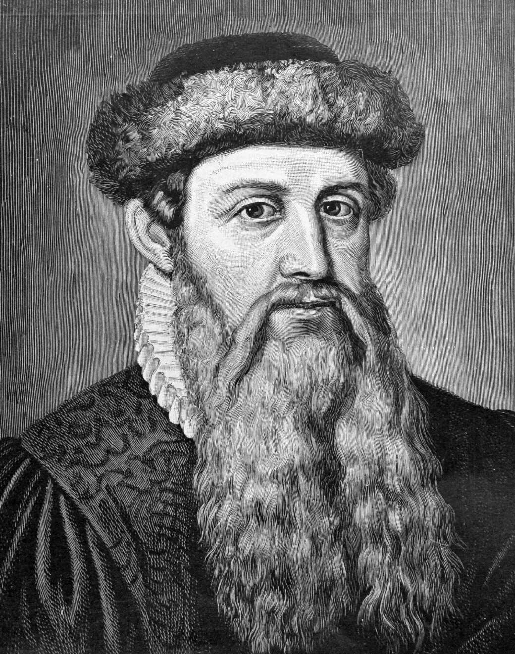 Johannes Gutenberg, The Dude