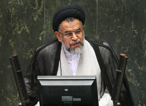 Mahmoud Alavi at the Iranian Parliament 04