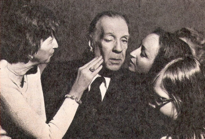 Borges y groupies