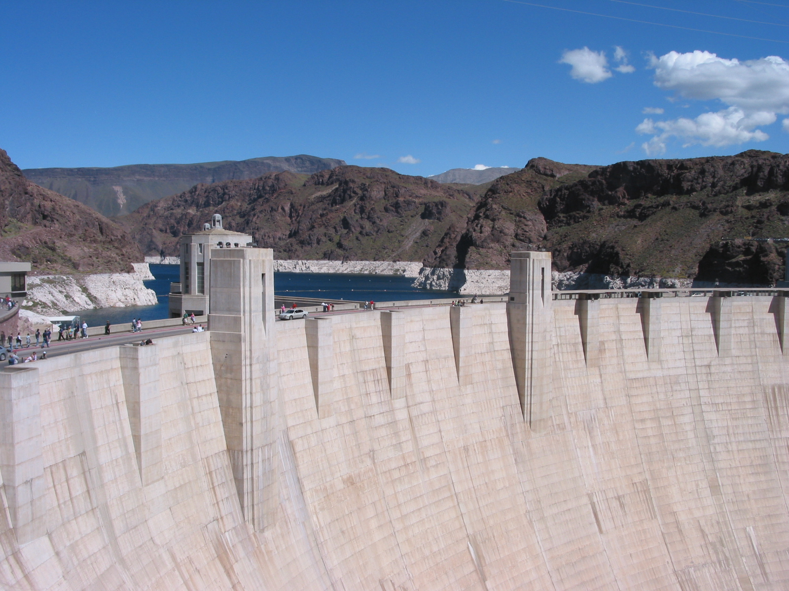 Favorite Structure, Deco: Hoover Dam, from WikiCommons