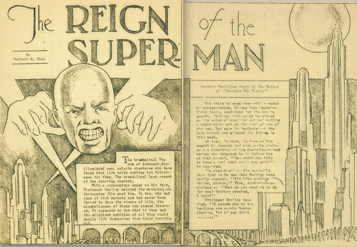 Image result for jerry siegel and his publisher