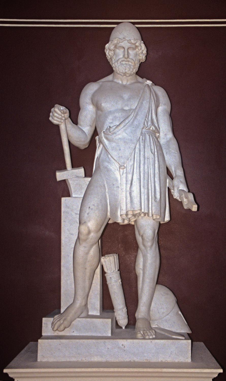 Hephaestus.
