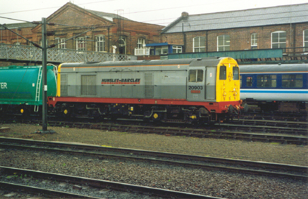 British Rail Class 20 Simple English Wikipedia The Free