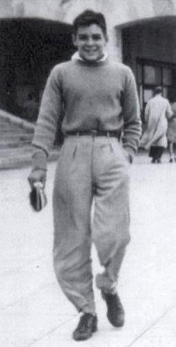 Che Guevara   Mar del Plata   1943ca [Megapost] Ernesto Che Guevara