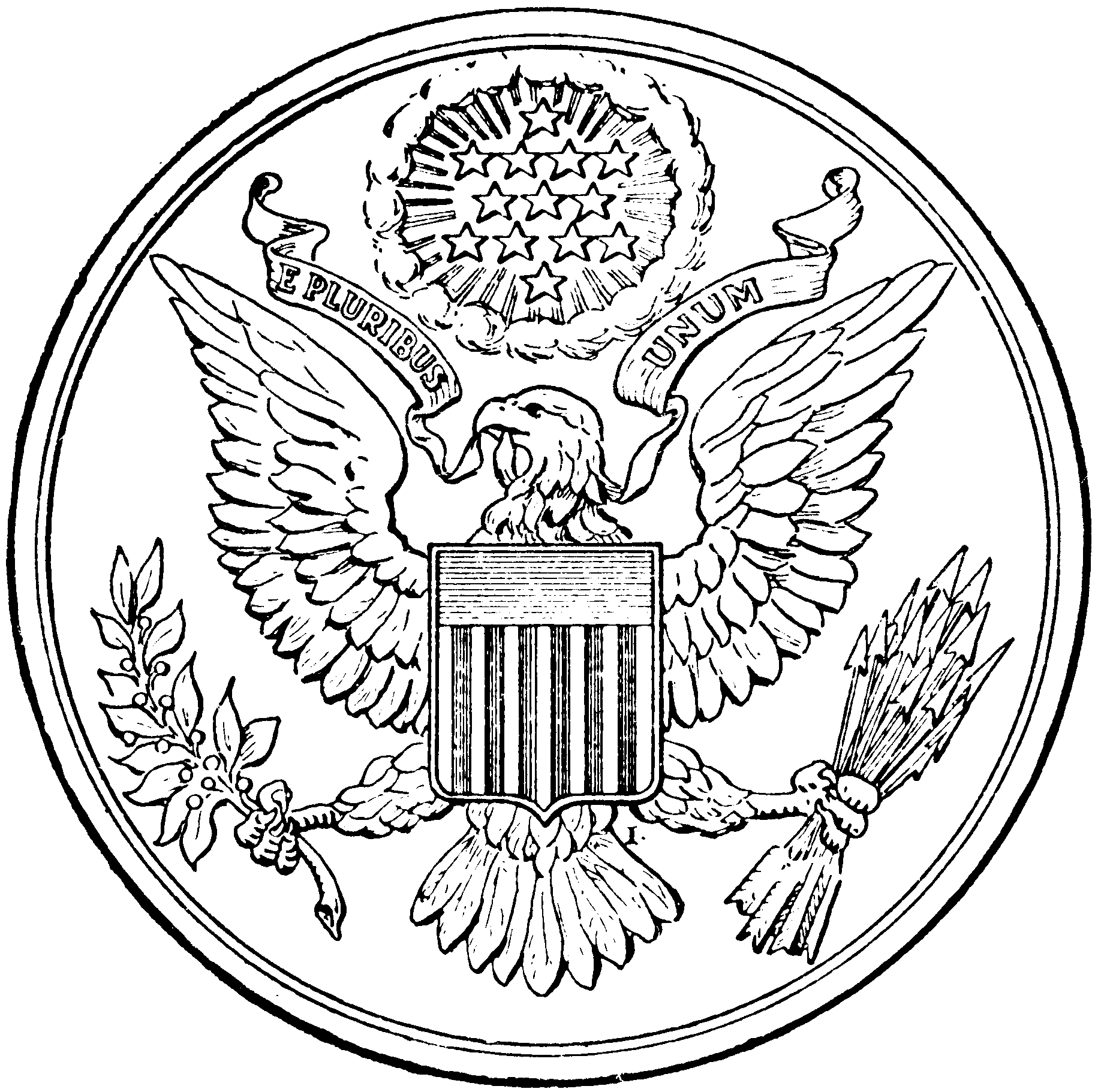Datei First Great Seal Of The Us Bah P257 Wikipedia