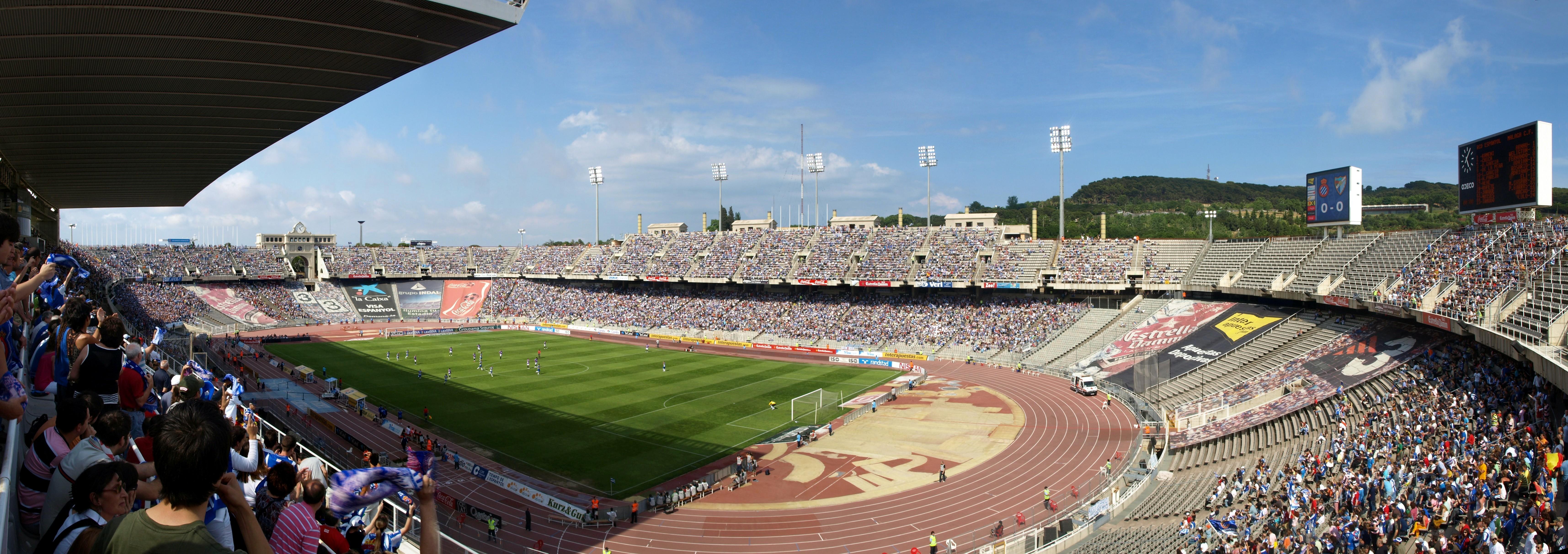 A quand un match du Top 14 au Stade Olympique de Montjuic ?