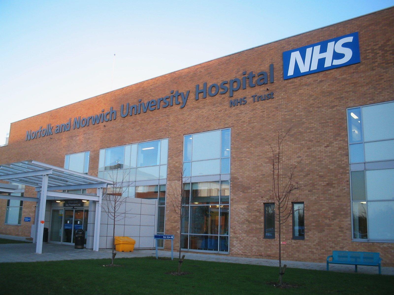 UK NHS Hospital