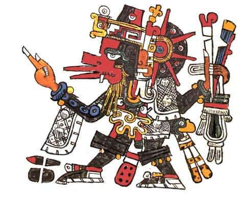 2012: Quetzalcoatl and Satan