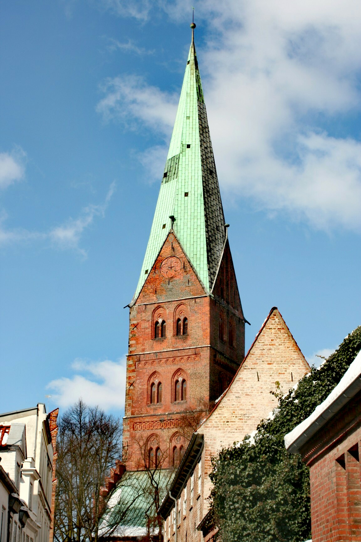 Aegidienkirche L 252 Beck Wikipedia