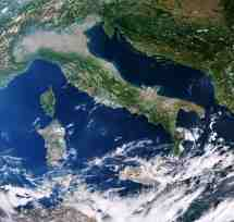 Geography Of Italy Wikipedia