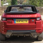 File Land Rover Range Rover Evoque Convertible 2016 Rear Jpg Wikimedia Commons