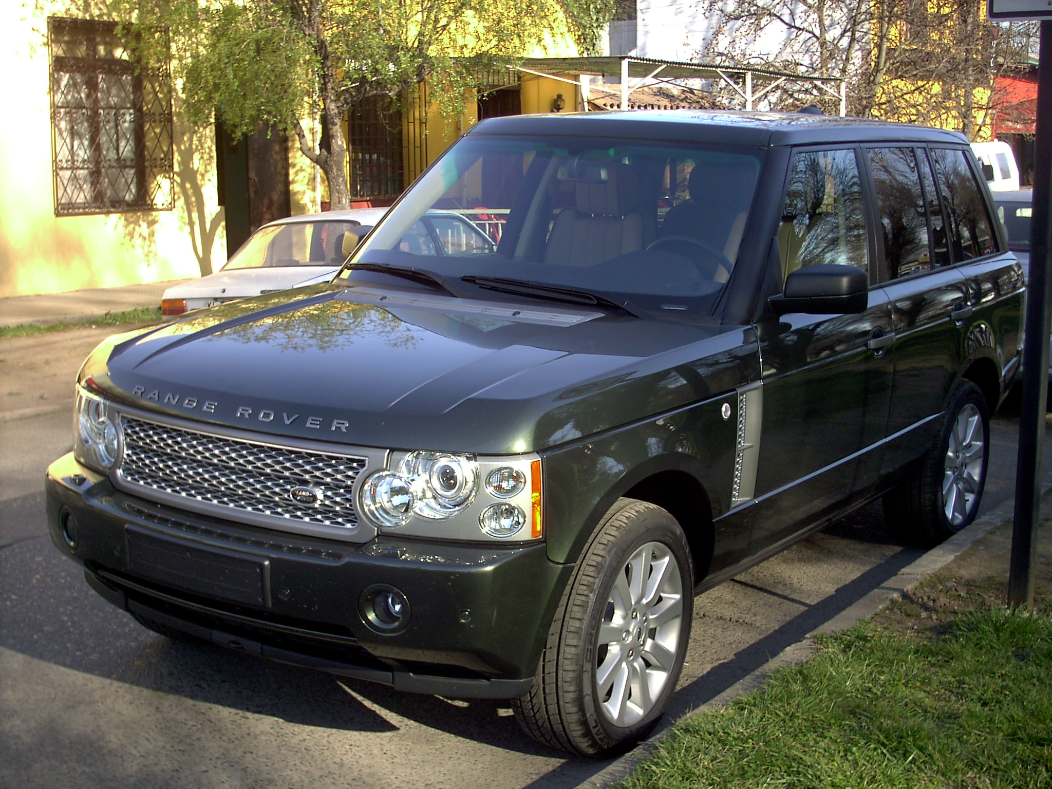File Land Rover Range Rover HSE Supercharged 2007
