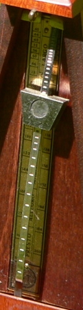 A Seth Thomas model metronome