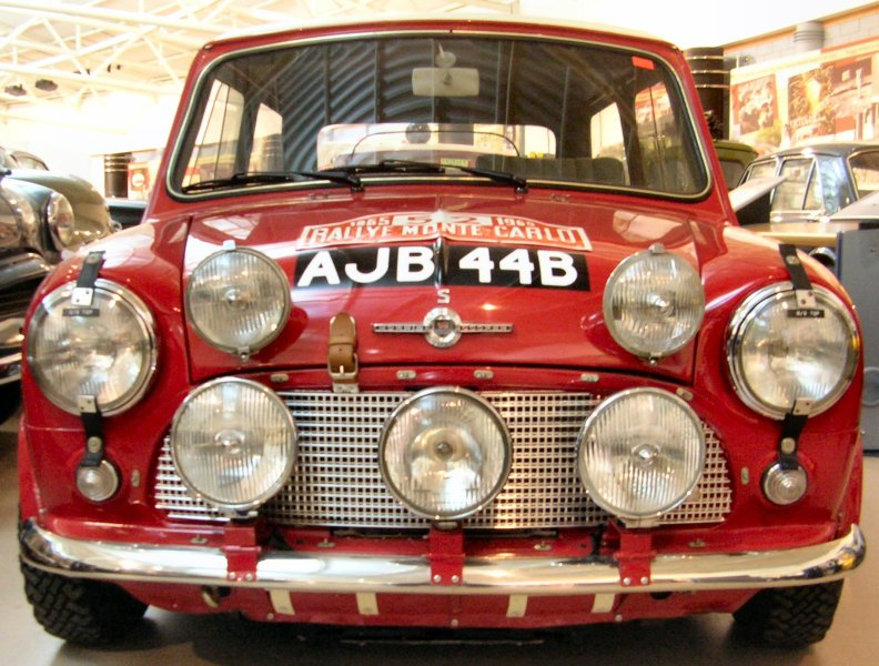 1964 austin cars » File Mini Cooper S 1964  AJB 44B  jpg   Wikimedia Commons File Mini Cooper S 1964  AJB 44B  jpg