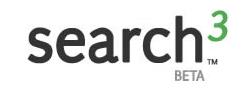 Screenshot of Search3.com logo