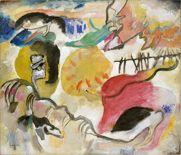 Archivo: Vassily Kandinsky, 1912 - Improvisación 27, Jardín de Amor II.jpg