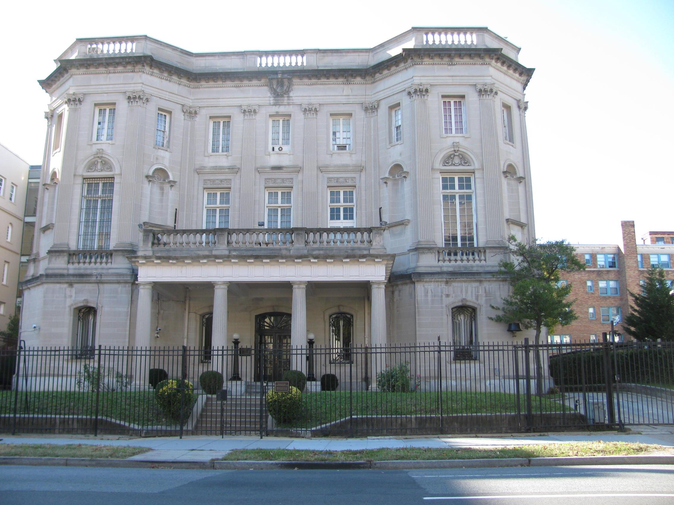 Cuba embassy DC