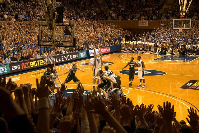 Cameron Indoor Stadium Wikipdia