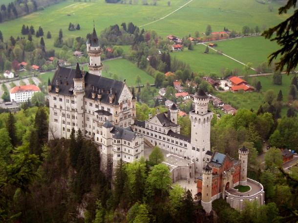 Image result for Neuschwanstein Castle