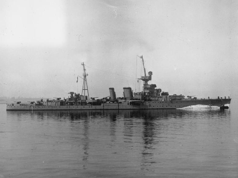 HMS Coventry
