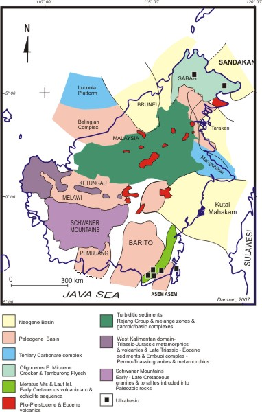 The Geology of Indonesia/Kalimantan - Wikibooks, open ...