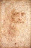Leonardo da Vinci - presumed self-portrait - WGA12798.jpg