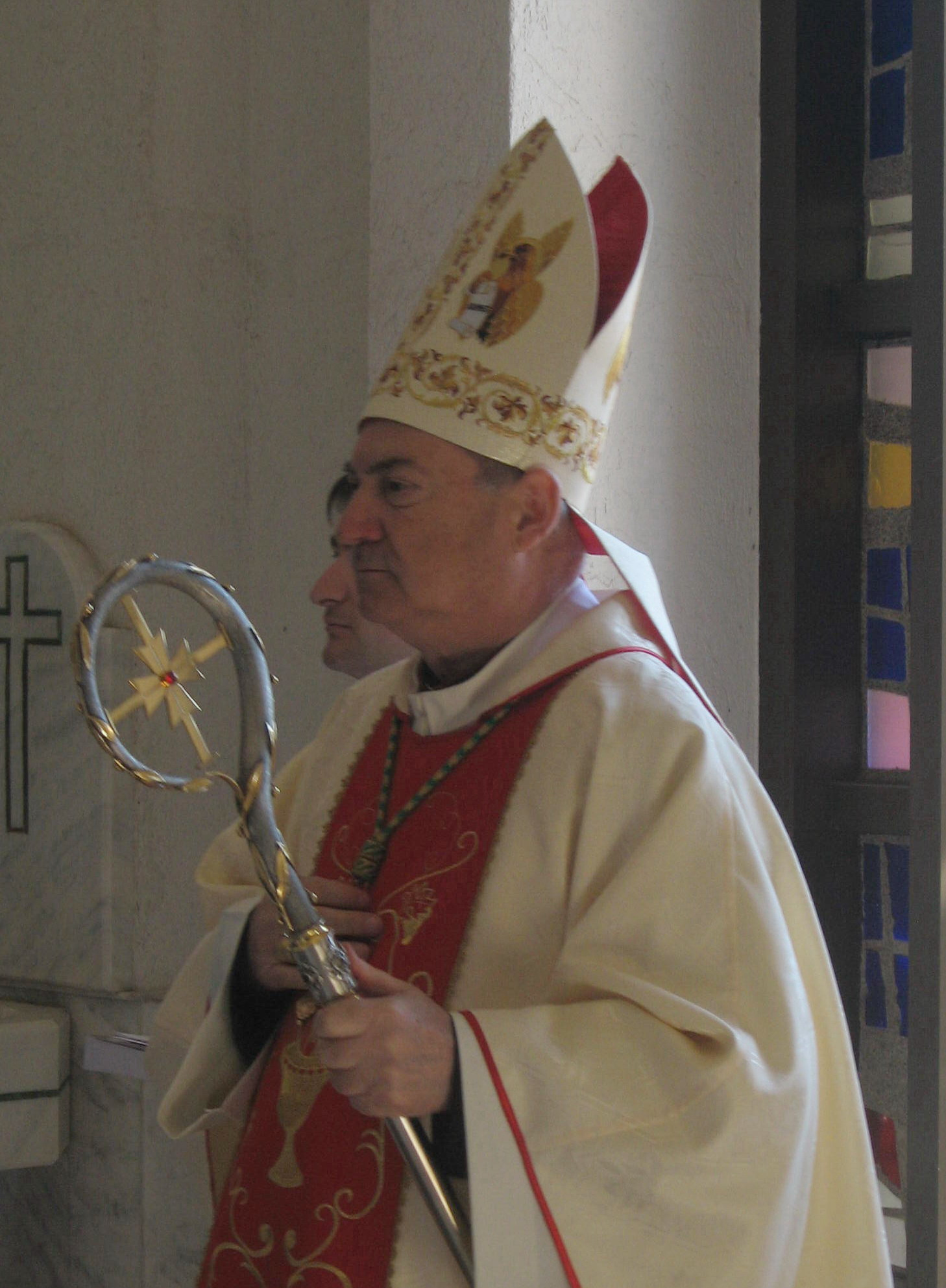 English: Bishop Petru Gherghel