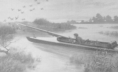 Image result for punt gun