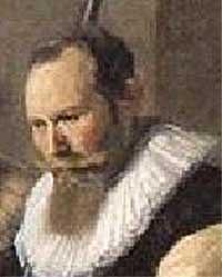 English: Traditional portait of Thomas Brooks,...