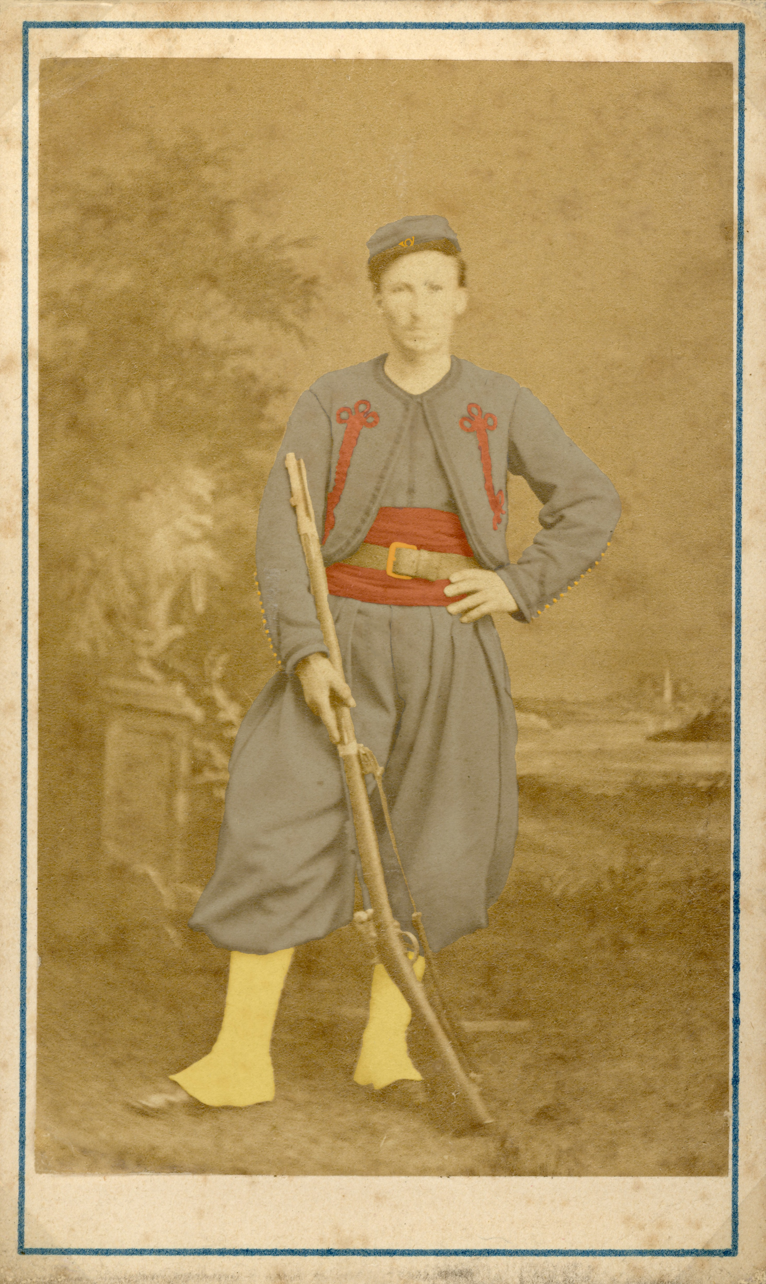 The Zouaves A Study In Multi Cultural Steampunk Fashion