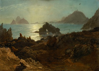 File:Albert Bierstadt - Farallon Islands (1872).jpg ...