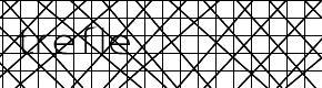 An example of an unreadable captcha. Created u...