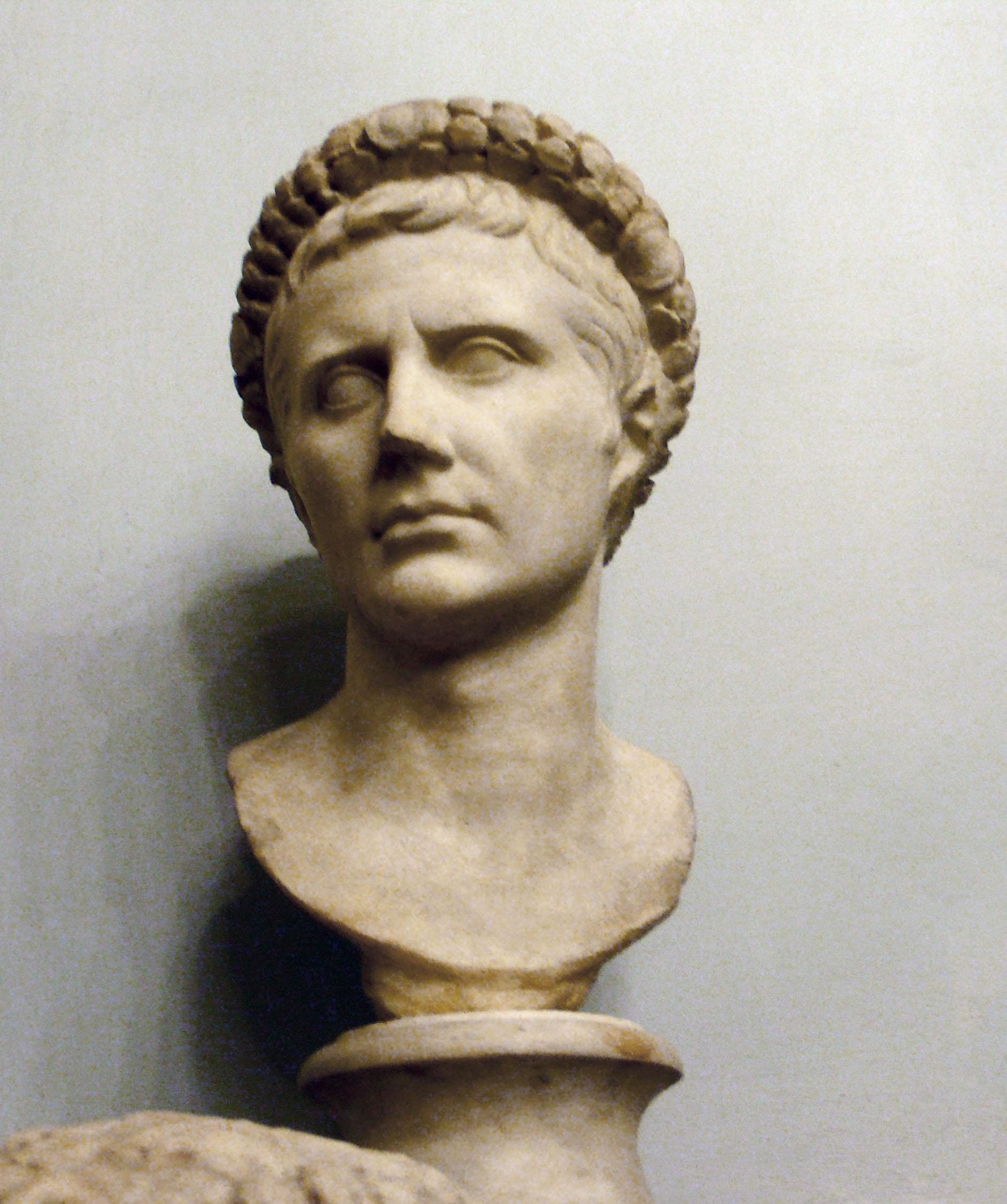 Roman Civic Crown (Caesar Agustus)