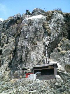 pilgrimage route of Mt. Omine
