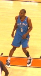 Russell Westbrook as a member of the National ...