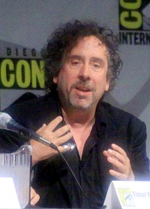 Tim Burton, speaking at ComicCon 2009