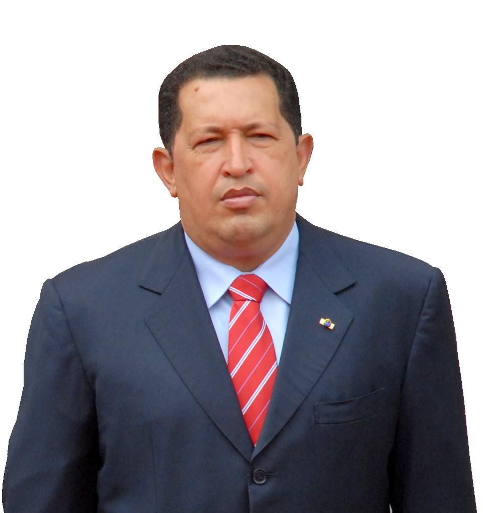 Hugo Chávez, foto: Wikimedia